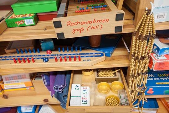 Gut gemocht Montessori inspiriert PL14